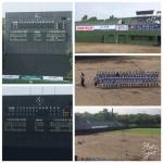 第8回林和男旗杯国際野球大会 兼 東海連盟30周年記念大会 初戦敗退