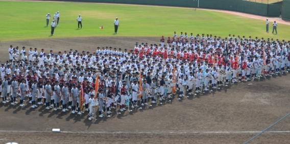 日本リトルシニア西日本選手権野球大会IN東海